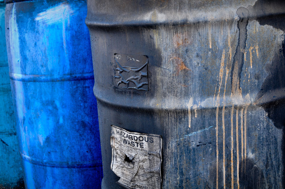 hazardous waste disposal profile reviews
